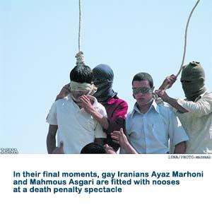 Irangayhanging